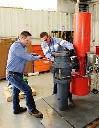 Empresa de calibração de válvulas de segurança