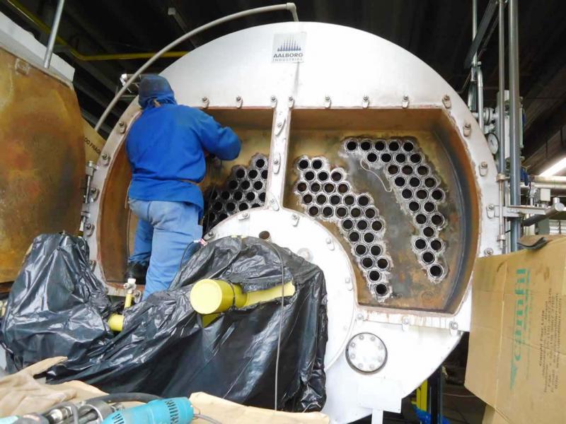 Engenharia de inspeção de equipamentos