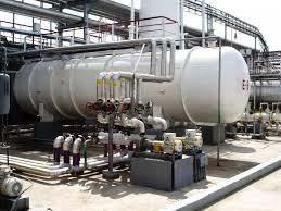 Projeto de instalação de vasos de pressão e caldeiras