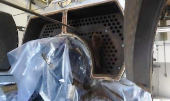 Inspeção de caldeiras e vasos de pressão